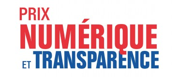 """Participez au prix """"Numérique et Transparence"""" !"""