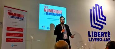 Prix Numérique et Transparence : les lauréats
