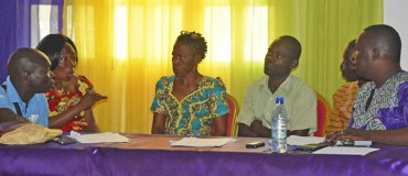 Recovery and stabilisation in the CAR - closing seminar in Bangui