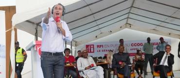 Deux jours d'émissions grand public avec RFI à Niamey