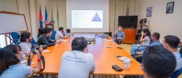 "Mékong Info Durable lance les ""science talks"" au Cambodge"