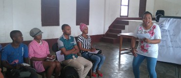 Making young peoples' voices heard in Madagascar