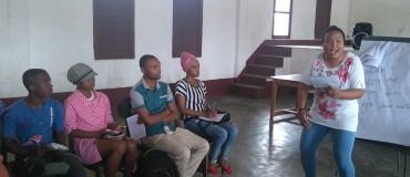 La parole aux jeunes de Madagascar