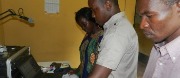 Programme broadcasting in synergy for six Central African Republic radio stations
