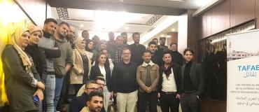 Médias et cohésion sociale en Irak