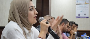 Raising awareness of social cohesion issues amongst Iraqi journalists