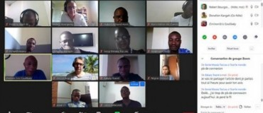 Ten Ivorian journalists are receiving training for fact checking on social media