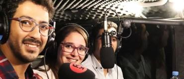 Une émission de Monte Carlo Doulya sur les ondes locales marocaines