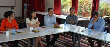 VTV24: CFI introduces Vietnam's first news channel to French news production teams