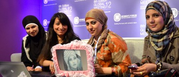 Women's Forum: 8 Palestinian bloggers in Deauville to cover the event