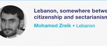Lebanon, somewhere between citizenship and sectarianism