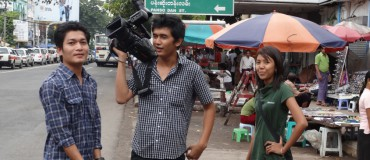 Setting up the Myanmar Journalism Institute
